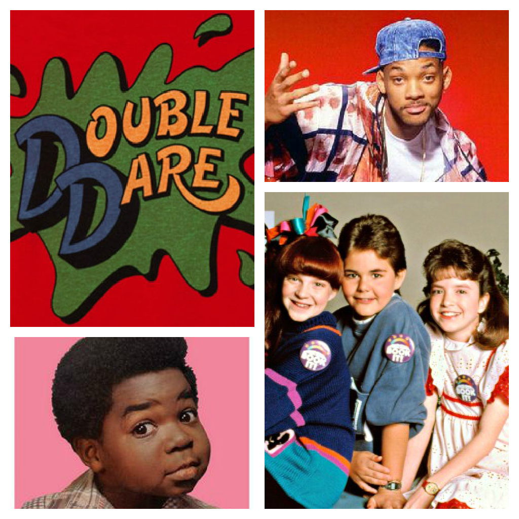 Compare 80s Kids Show to Kids Shows Now