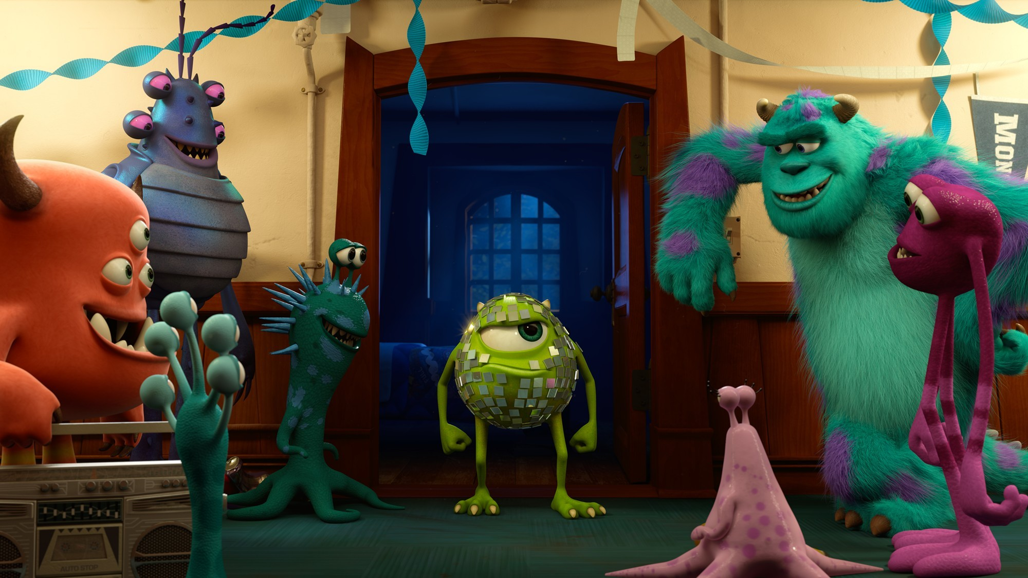 Monsters Univesity