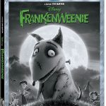 Disney's Frankenweenie DVD and Blu-Ray