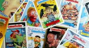 Throwback Thursday Garbage Pail Kids