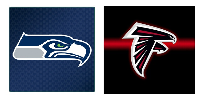 Hawks and Falcons Collage
