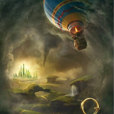 Disney's Oz the Great and Powerful Sweepstakes