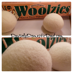 Better Solution to Laundry Needs from Woolzies Dryer Ball