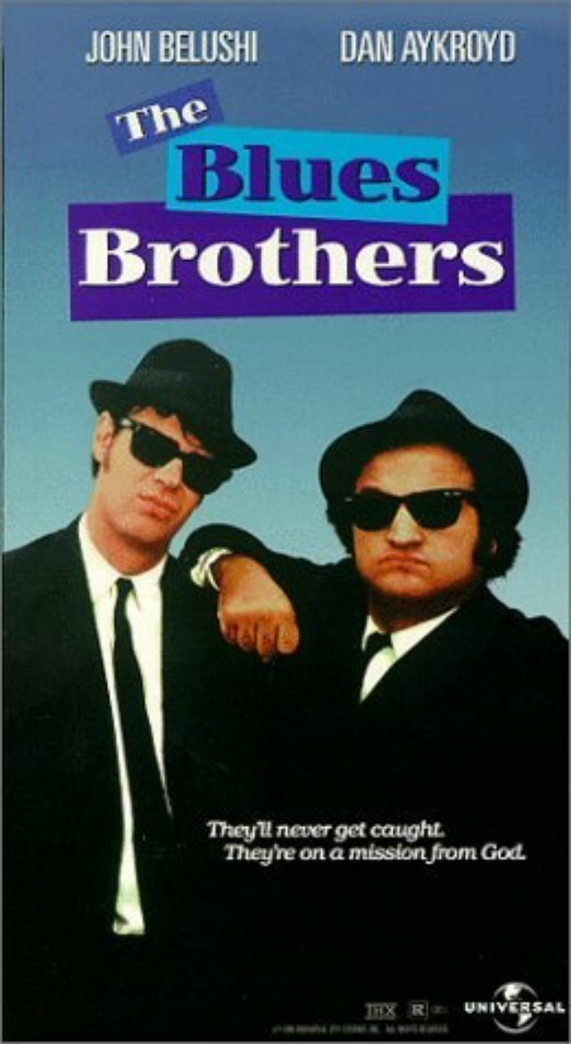80's Movies Blues Brothers