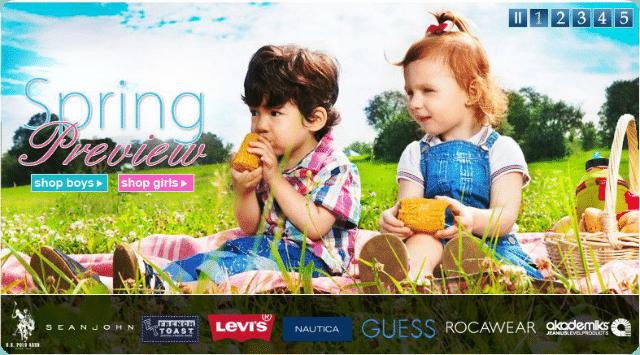 #CookieKids Spring Fashion