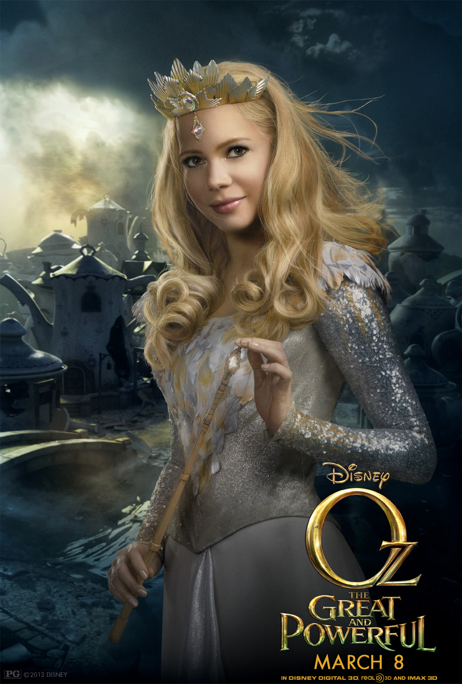 Disney – Oz the Great and Powerful
