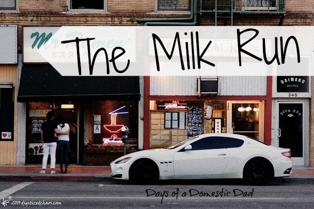 The Milk Run Plus Chance at Tickets to Super Bowl XLVIII #BfastBlitz