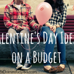 Valentine's Day Ideas on a Budget