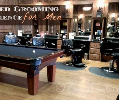 Relaxed Grooming Experience at The Boardroom