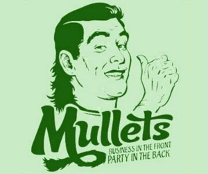 Throwback Thursday the Mullet