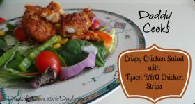 Tyson BBQ Chicken Strips