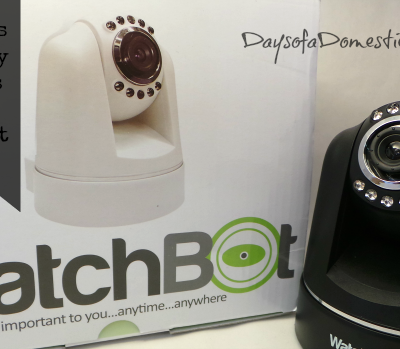 Wireless Security Cameras from WatchBot