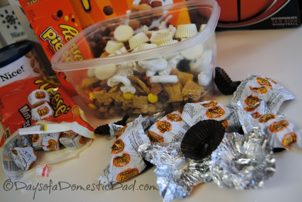 Reeses Trail Mix