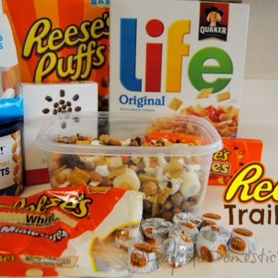 Reeses Trail Mix Made Easy at Walgreens