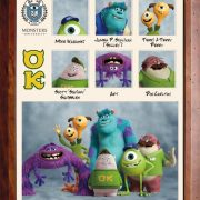 Monsters University Fraternities