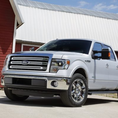 Spotlight Ford F-150 with Marc Lapine #FordTX