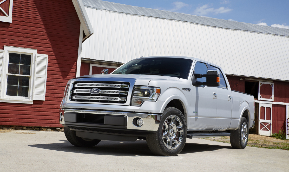 Spotlight Ford F-150 with Marc Lapine