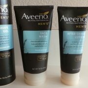 Aveeno Men's products
