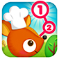 Easy 123 or ABC Game from GiggleUp Kids