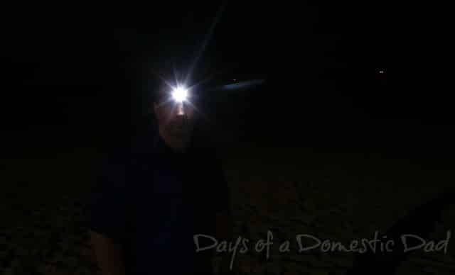night headlights