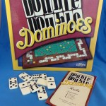 Game Night Double Double Dominoes