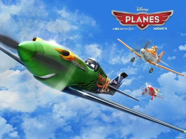 5 Winning Characteristics of Dusty from Disney Planes #DisneyPlanesPremiere