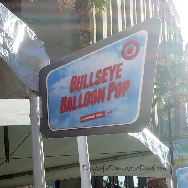 Bullseye Balloon Pop