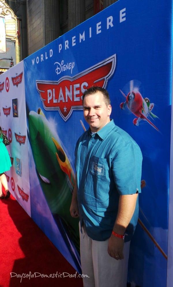 Disney Planes Premiere