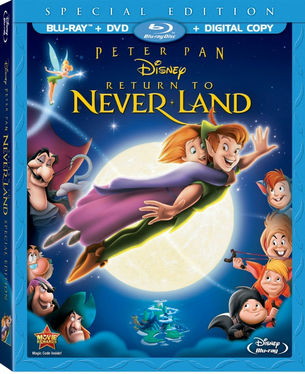 Disney Doppelgangers Pirates Edition: Disney Peter Pan Return To Neverland Special Edition