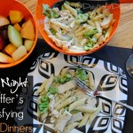 Homemade Date Night With Stouffer's Satisfying Skillet Dinners