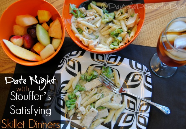 Stouffers Skillet Dinners #Dinner4two #shop