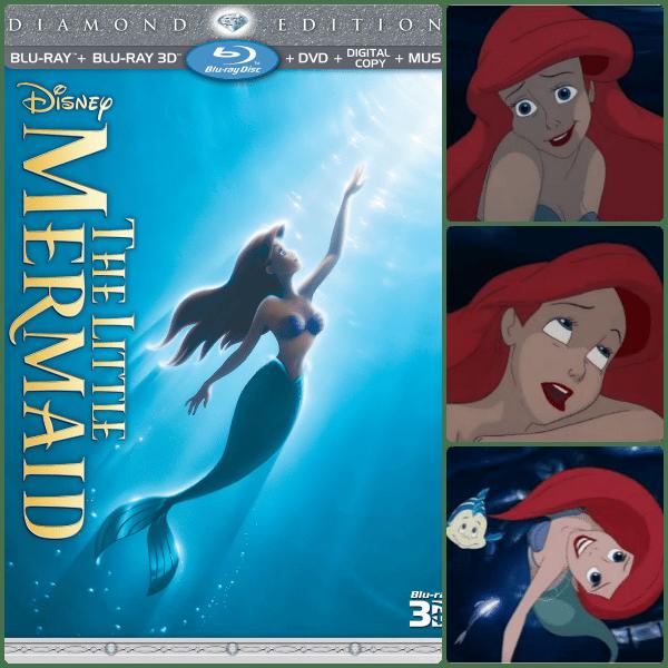 Edition Diamond: The Little Mermaid Diamond Edition