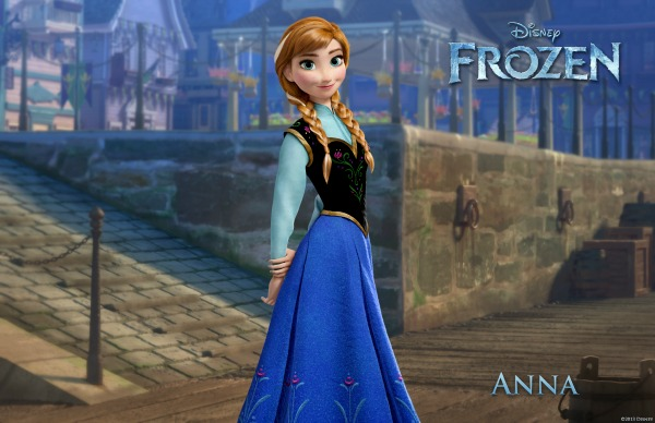 Disney Frozen Anna
