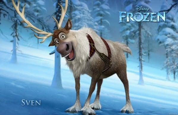 Disney Frozen Sven