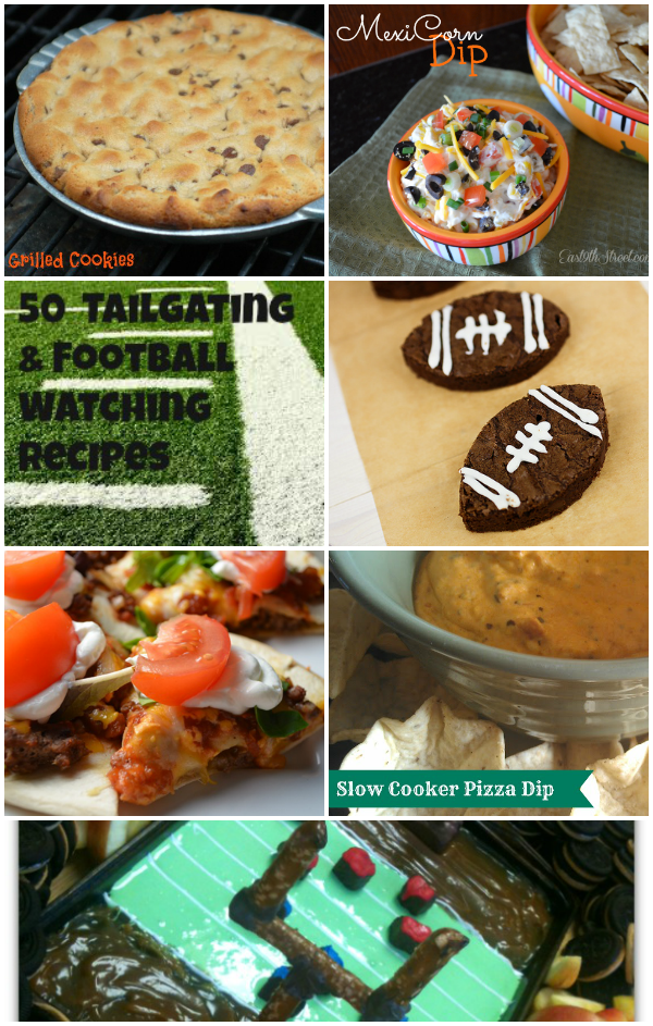 Tailgating Football Recipe
