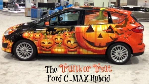 C-MAX Pumpkin Wrap