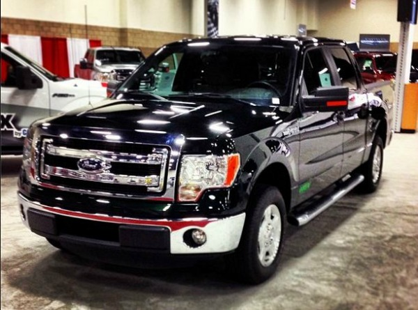F-150 CNG
