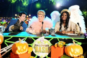 Hub Halloween Bash Judges
