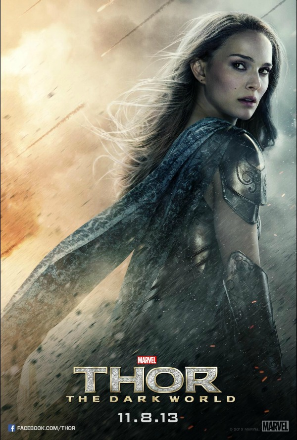 Jane Foster Thor The Dark World