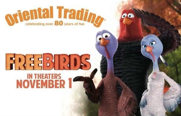 Free Birds #FreeBirds
