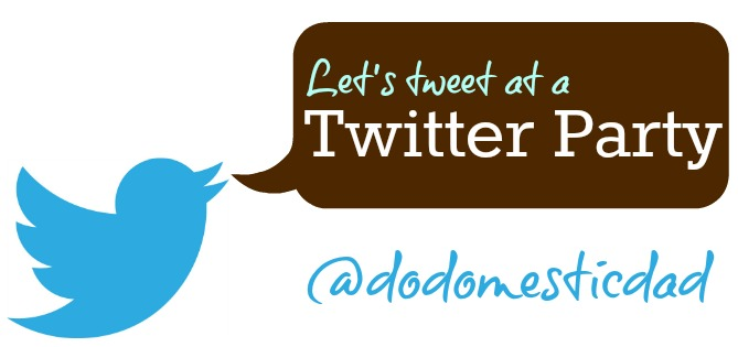 dodomesticdad Twitter party
