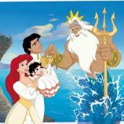 Little Mermaid II Ariel Beg