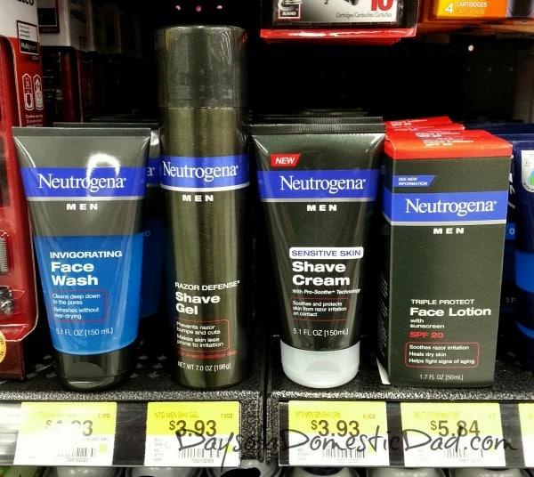 Neutrogena Men #shop