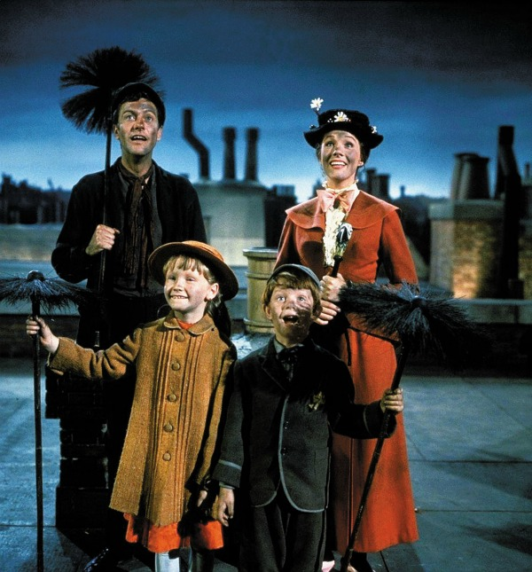 Mary Poppins 50th Anniversary