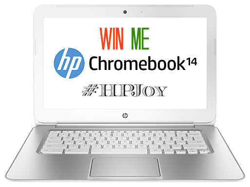 HP Joy Chromebook