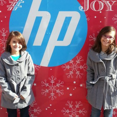 Giving Back With The HP Joy Caravan #HPJoy Giveaway