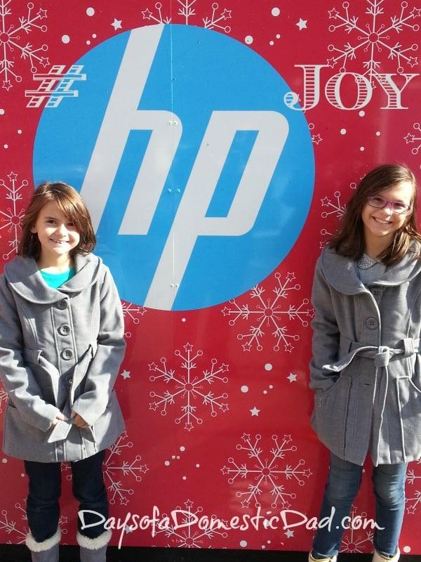 HP Joy Caravan