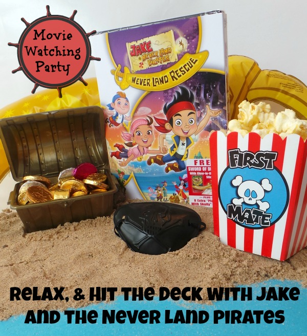 Jake Movie Watching Party
