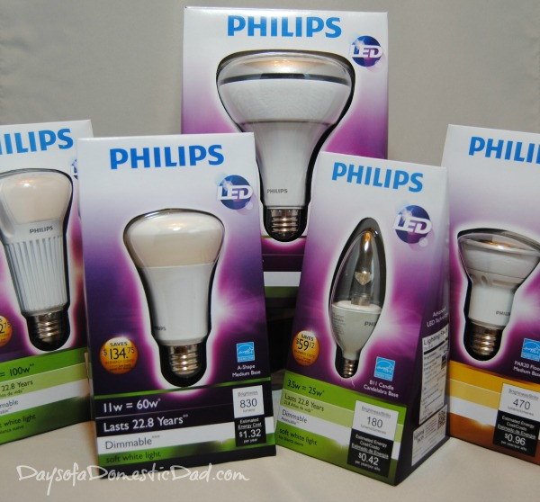 Philips LED Bright Ideas