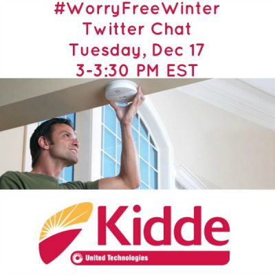 Join us at the #WorryFreeWinter Twitter Chat Dec 17 3-3:30pm EST